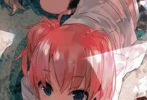 Girls / Anime Girls