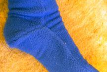 Sew Warm - Polar Fleece and Wintery Thingys / Warm items to sew.