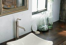 Bathroom / by Ashley Trimble