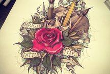 tattoo | drafts