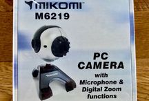 PC CAMERAS FOR SALE IN MY EBAY SHOP