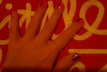 uñas / aca te voy a mostrar fotos e ideas de como te podes pintar tus uñas