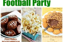 Are You Ready for Some Football? / Someday I will throw a Super Bowl party.