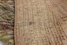 fabric - weaving - Maori, NZ