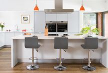 Contemporary Kitchen Private Residence, Cookstown, Co Tyrone / Greenhill Contemporary Kitchen
