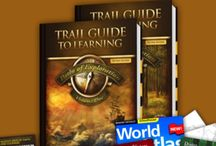 Trail Guide to Learning Homeschool / by Jamie F