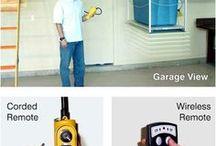Tárolás a garázsban