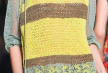 Summer Knits / Who said knitting was only for the winter?!