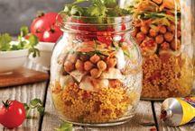 Couscous / Faites voyager vos sens en revisitant le couscous à plusieurs sauces!