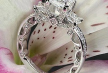 Pretty Rings / A collection of pretty rings found on Pinterest