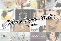 Talento Joyero 2017 / La votación para ''Talento Joyero 2017'' ya está activa en nuestro blog hasta el 27 de Julio del 2017: https://tendenciasjoyeria.com/talento-joyero-votacion/