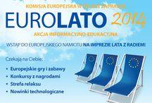 EuroLato 2014 / Już w najbliższy weekend startuje Euro Lato 2014! Zapraszamy do naszego namiotu na letnich imprezach Lata z Radiem