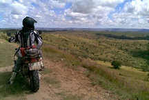 What I Do / Just some pics trying to capture some of the reasons I love Bikes and Africa