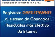 GANANCIAZ.COM / No pierdas más tiempo y comienza a ganar dinero ahora con el sistema que está revolucionando Internet... Regístrate gratis desde el siguiente enlace: http://gananciaz.com/ganardinero/rociomunoza
