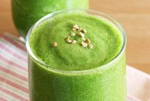Recipes - Smoothies / by Patty Harmes Lee