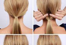 Uppsättningar hår