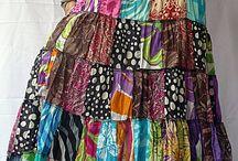 Patchwork ruhák