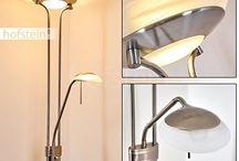 LED Stehleuchten - Stehlampen / Stehleuchten für Flur, Dielen, Wohnzimmer, Schlafzimmer, Küche, Kinderzimmer und anderen Räumlichkeiten.