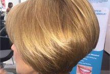 Hair styles for the older women