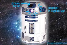 Star Wars / Duh, Star Wars! Cool products, nifty illustrations, awesome articles.