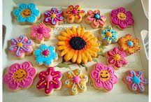 Martisoare 2016 / Biscuiti din aluat fraged (vanilie / ciocolata) sau turta dulce  delicioasa