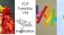 TCP Tuesday Inspiration Challlenges / by The Cat's Pajamas