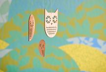 Nursery Ideas / Beautiful Ideas for your baba's bedroom.