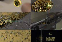 NANOPROTECH / SHOTS / 2014 / Motion graphics production for the Nanoproteh company's commercial. Nanoprotech company's production is introduced in more than 40 countries worldwide and continues actively expanding its presence throughout the world.