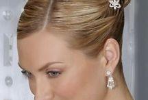 Wedding HairStyles / by Scotti Padgett