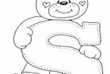 letras ursos
