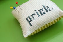 Pin cushions / Craft