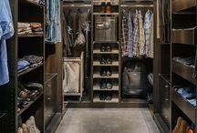 Walk In Closet & Wardrobe