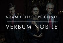 VERBUM NOBILE / Jesienno-zimowa propozycja Próchnika to opowieść o niezwykłych czasach, jak zawsze skierowana do współczesnych gentlemanów. Pod hasłem szlacheckiego prawa honoru Próchnik reinterpretuje XX-wieczne modowe klasyki, uwspółcześniając i nadając im nowoczesnego sznytu.