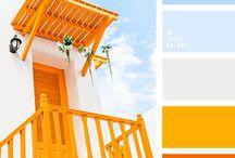 Inspiration couleurs / by Laetitia Delcher