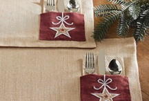 Quilt-Placemats, Table runner