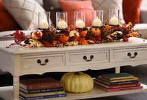 Falling for Fall Decor / Fall-Inspired Decor, Home Tips, and things to do around the house. www.realestateagent.com