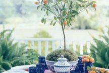 CEI Wedding Table Settings