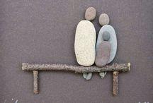 Pedras e Seixos