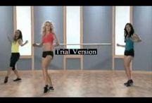 Dance/exercise videos