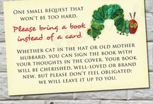 Very Hungry Caterpillar Birthday / by Jill Cohen