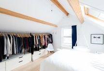 armoire de combles