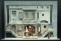 Theatre set design / Ideas for designing and building theatre sets