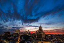 City Skylines / Les plus belles vues en métropole - The most impressive cities' skylines