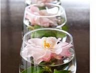 decoração  flor