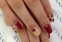 Nails - Valentine's Day