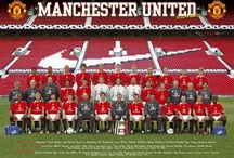 Manchester United... The only way!! / by Graeme Pepper