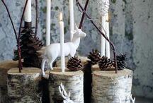 ramas, madera
