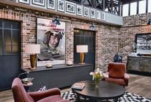 Industrial Chic Home Decor