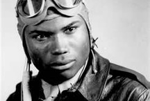 Tuskegee Tribute to Airman Samuel W. Ford, Jr. / Tuskegee Airmen, Red Tails images and info / by Elizabeth Ford-Moore