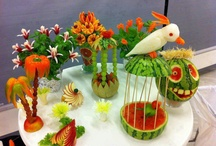 Vegetables and Fruits / This area is about veggies and fruits - recipe, creative and preparation
